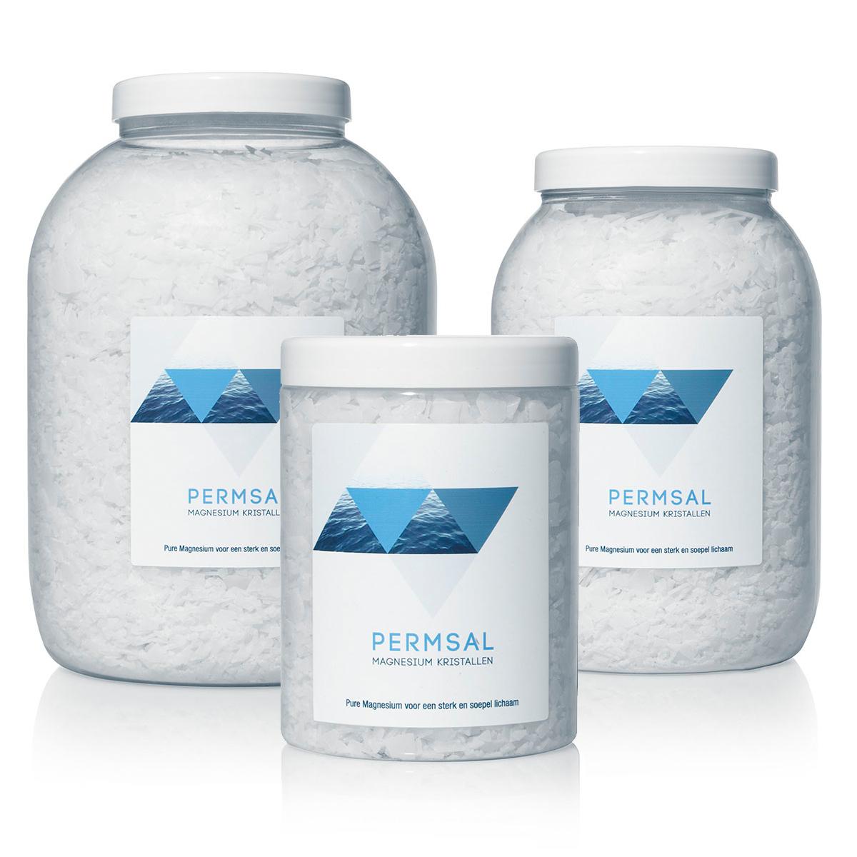 Permsal magnesium Magnesium kristallen